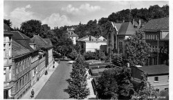 Altes Guben: Grüne Wiese – heute heißt sie ul. Piastowska