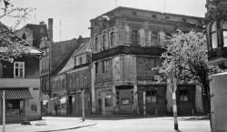 Altes Forst: Die Cottbuser Straße im alten Forst
