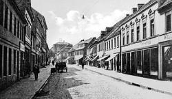 Altes Spremberg: Die Dresdener Straße im Herzen von Spremberg