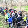 Laufen im Spreewald