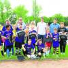 Laubsdorfer Kicker gewinnen Cup