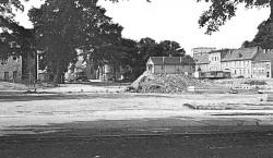 Altes Cottbus: Einige der Häuser stehen sogar noch