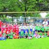 Der SV Eiche Branitz feiert gleich  fünf Tage sein Sportfest