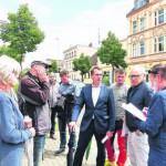 Cottbuser StraßenBekanntschaften - Quirlige Stadtmitte