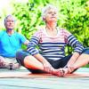 Yoga bewegt auch Senioren