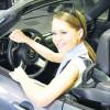 Cabrio-Fahrer genießen das Erlebnis Natur und fallen auf