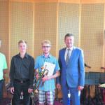 Agenda-Diplome verliehen in Senftenberg