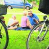 """Kleine """"Mammuttour"""" zum sechsten Fahrradkonzert"""