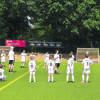 Königlicher Empfang an Briesker   Elsterkampfbahn für junge Talente