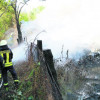 120 Kameraden bei Senftenberger Reifenlager Brand