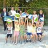 LEAG unterstützt Cottbuser Wasserspielplatz