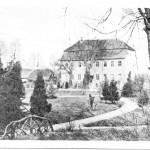 Senftenberg: Blumen-Pavillon zierte Stalinstraße