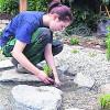 Garten- und Landschaftsbauer leben Leidenschaft fürs Grüne kreativ aus