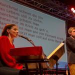 Cottbus: Munt'res Kuhstall-Fest im Kinderzoo