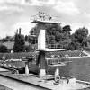 Damals war`s Niederlausitzer Neisse: Das Forster Schwimmbad