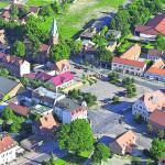 Das erste Hochhaus von Cottbus
