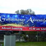 Adventsfest am Schloss Gallinchen