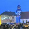 Drebkau: Nikolaus und Brunnenfee in unterwegs 8. Dezember 2018
