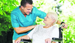 Berufsbild Altenpfleger