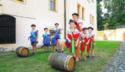 Seenland: Ferienstimmung in der Festung