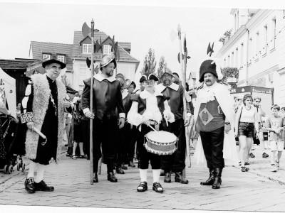 Damals war's Niederlausitz: E. Wochatz ist das Gesicht seiner Stadt