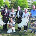 Forst: Festtage im Rosengarten