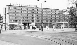 """Damals war's Cottbus: Nur 22 Jahre stand das Hotel """"Lausitz"""""""