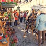 Töpferfest in Burg