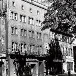 Bilder aus dem alten Cottbus: Holzpflasterstraße gegen Räderrasseln