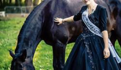 Drebkau: Majestäten trafen sich bei Gespannen
