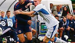 Cottbus: FCE ist im Viertelfinale