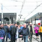 Altes Cottbus: Bis 1974 fuhr die Straßenbahn durch die Sprem