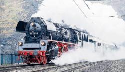 Region: Ausflug mit der Dampflok
