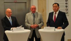 Cottbus: Mongolei eröffnet Handelsvertretung