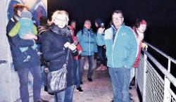 Cottbus: Ostsee-Vorfreude am historischen Abend