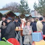 Weihnachtsmarkt in Cottbus startet