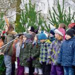 Forster Weihnachtsmarkt lädt ein