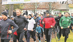 Sportlicher Jahresausklang in Drebkau