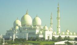 Abu Dhabi – Reichtum im Grünen