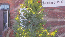 Advent in Cottbus Süd