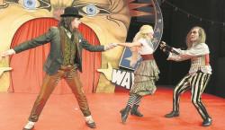 Die Dreigroschenoper an der Neuen Bühne Senftenberg