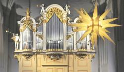 Abendliche Orgelmusik in Cottbus