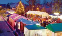 Weihnachtliches am exkursio Welzow