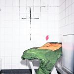 Senftenberg: Allein in der Sauna