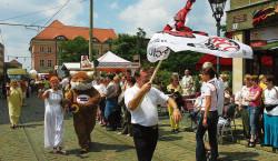 Cottbus: Drei Tage Gala zu 30 Jahre reisen
