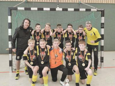 Region: Sieg für  SV Brieske