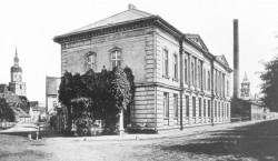 Bilder aus dem alten Spremberg: In der Webschule wohnt es sich gut