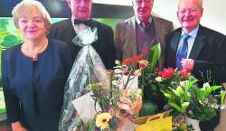 Region: Arzt und Ornithologe Dr. Helmut Schmidt wurde jetzt 80