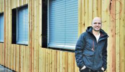 Senftenberg: Zimmerermeister baut Ärztehaus