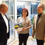 Staatssekretär besucht Neuhausen